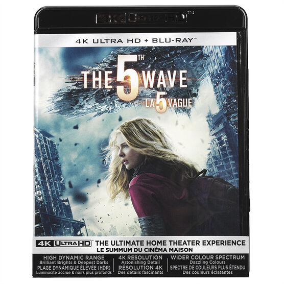 The 5th Wave - 4K UHD Blu-ray
