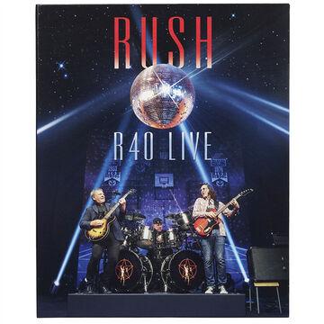 Rush - R40: Live - DVD