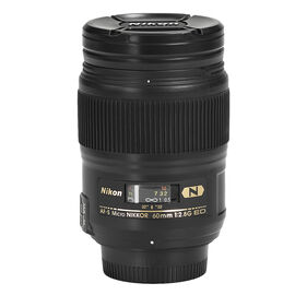 Nikon Nikkor Tumbler Micro 60mm - Black - 94006