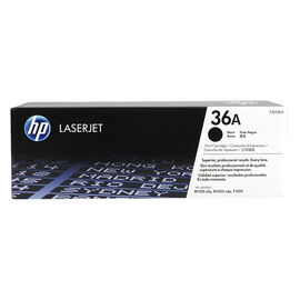 HP LaserJet Black Print Cartridge - CB436A
