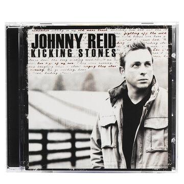 Johnny Reid - Kicking Stones - CD