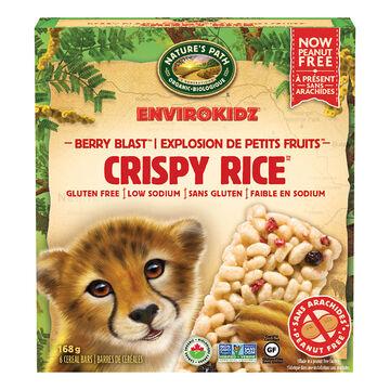 Nature's Path Envirokidz Crispy Rice - Berry Blast - 168g