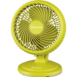 Sunbeam Blizzard 8-inch Table Fan - Chartreuse - SAOF87BLZBC-CNB