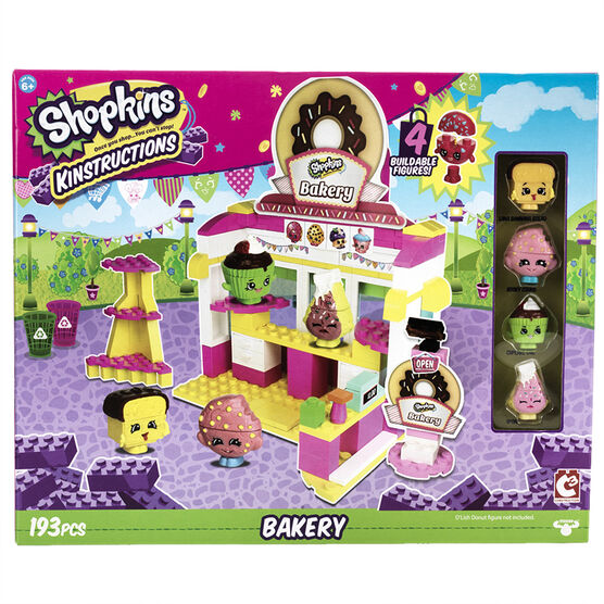 Shopkins Kinstructions - Bakery - Assorted