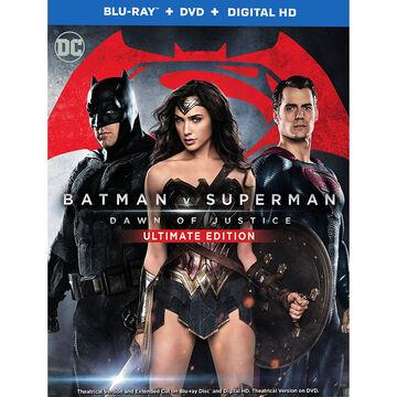 Batman v Superman: Dawn of Justice - Blu-ray