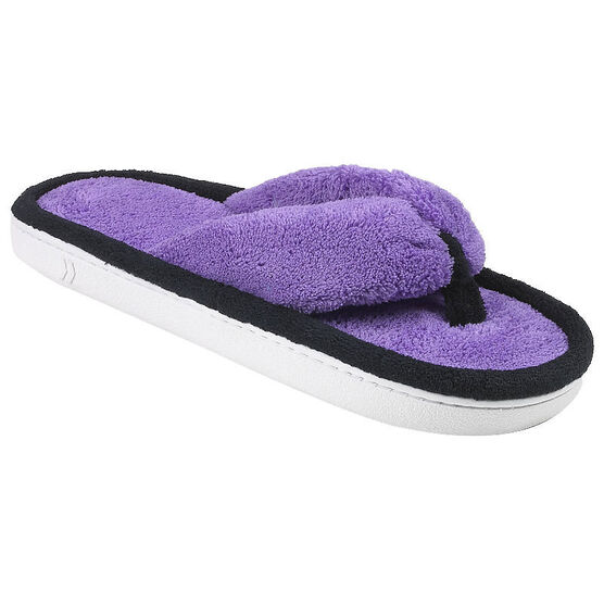 Isotoner Thong Slipper - 91002