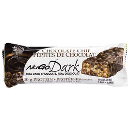NuGo Dark Chocolate Protein Bar - Chocolate Chip - 50g
