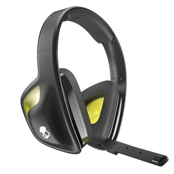 Skullcandy SLYR Gaming Headset - Black/Yellow