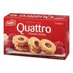 Leclerc Quattro Cookies - French Cream - 300g