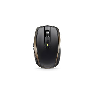Logitech MX Anywhere 2 Wireless Mobile Mouse - Black - 910-004373