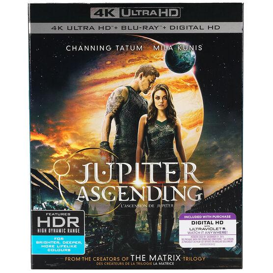 Jupiter Ascending - 4K UHD Blu-ray