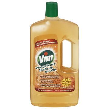 Vim Hardwood Floor Surface Cleaner - 1L
