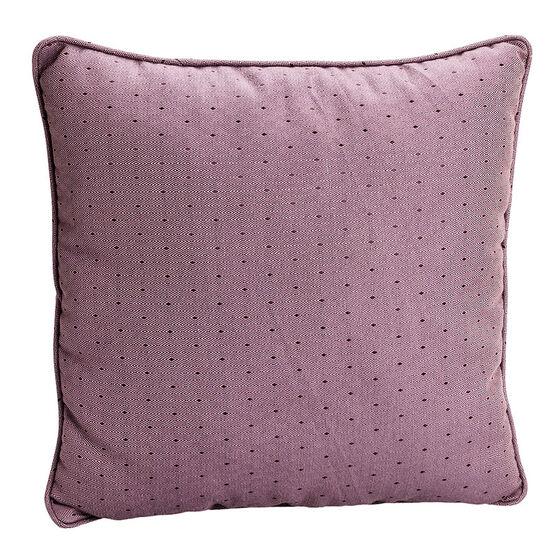 London Drugs Dobby Diamond Cushion