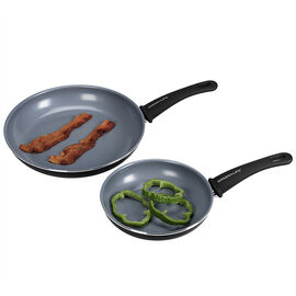 Green Life Soft Line Pan - 18cm/26cm - Two pack