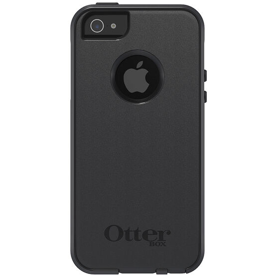 Otterbox Commuter Case for iPhone 5/5S - Black - OBCMIP5BK