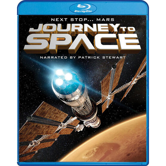 Journey To Space - Blu-ray
