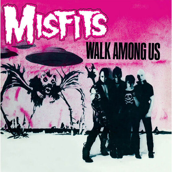 The Misfits - Walk Among Us - Vinyl