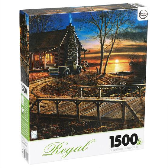 Regal Puzzle - Assorted - 1500 Puzzle