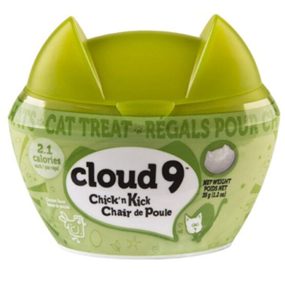 Cloud 9 Cat Treats - Chick'n Kick - 35g