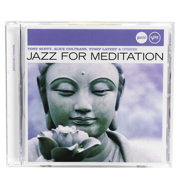 Various Artists - Jazz for Meditation - CD