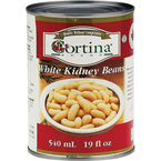 Cortina White Kidney Beans - 540ml