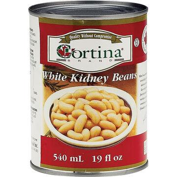 Cortina White Kidney Beans - 540ml