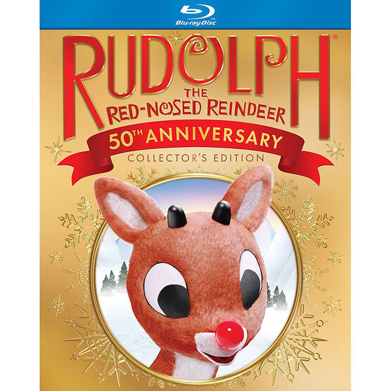 Rudolph the Red-Nosed Reindeer - Blu-ray