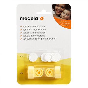 Medela Valves &  Membranes - Spares
