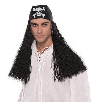 Halloween Bandana Wig