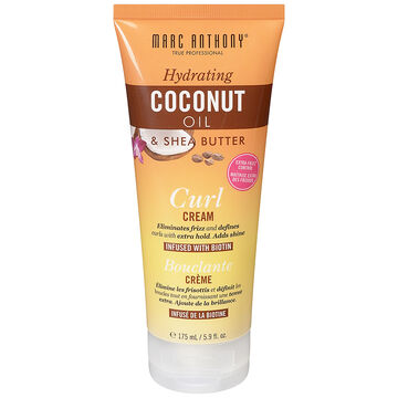 Marc Anthony Coconut Oil & Shea Butter Curl Cream - 175ml