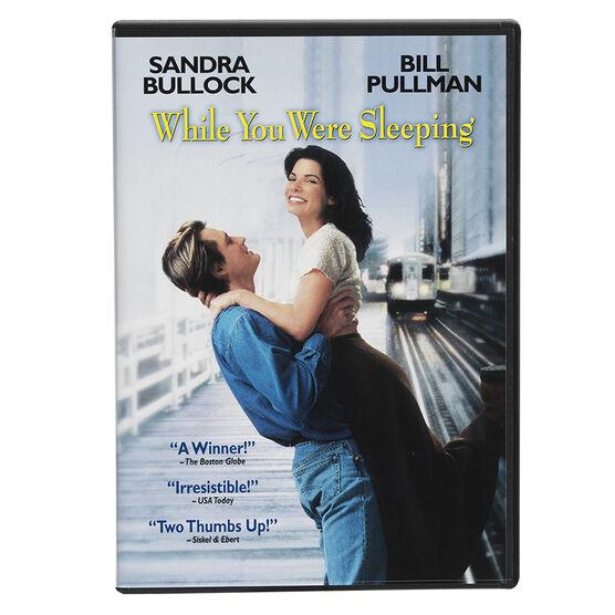 While You Were Sleeping - Widescreen - DVD