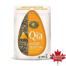 Nature's Path Qi'a Superfood Chia Buckwheat & Hemp Cereal - Original - 225g