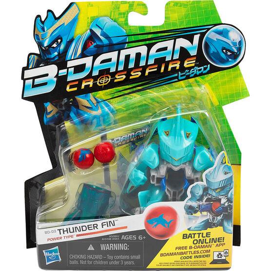 B-Daman Crossfire Figure - Assorted