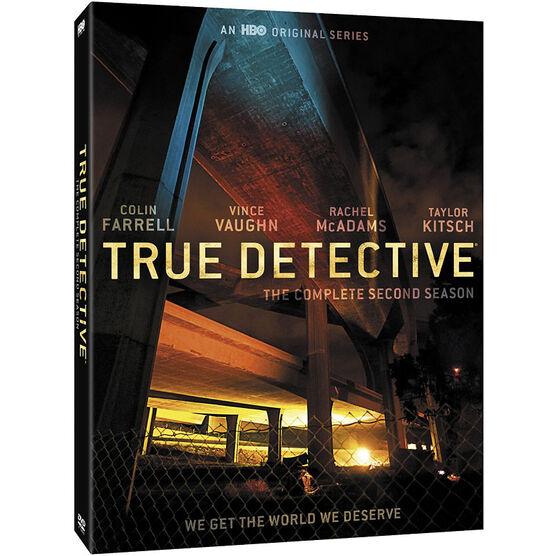 True Detective: Season 2 - DVD