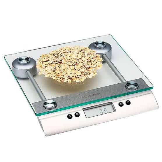 Salter Aquatronic Glass Scale - 3003BDSSSVDR