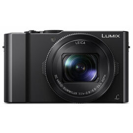 Panasonic LUMIX LX10 - Black - DMCLX10K