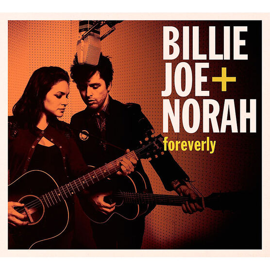 Billy Joe & Norah - Foreverly - CD