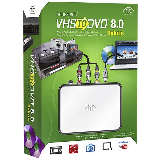 Honestech VHS to DVD 8.0 Deluxe - 8125814