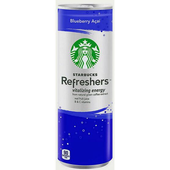 Starbucks Refreshers - Blueberry Acai - 355