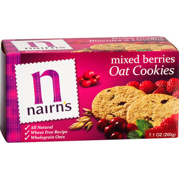 Nairn's Oat Biscuits - Mixed Berries - 200g