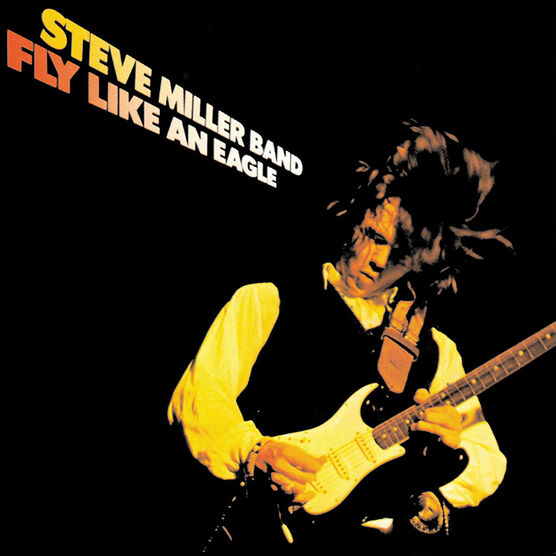 Steve Miller Band - Fly Like An Eagle - CD