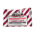 Fisherman's Friend Sucrose Free - Cherry - 22's
