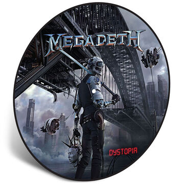 Megadeth - Dystopia - Picture Disc Vinyl