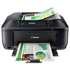 Canon PIXMA MX532 Office All-in-One Inkjet Printer - Black - 8750B003