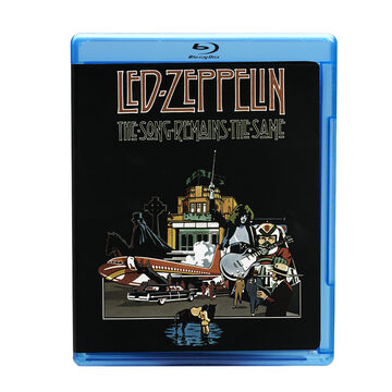 Led Zeppelin: The Song Remains The Same - Blu-ray Disc