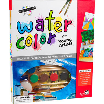 Petit Picasso Water Color for Young Artists