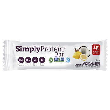SimplyProtein Bar - Lemon Coconut - 40g