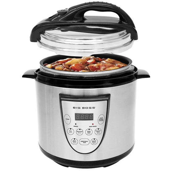 Big Boss Pressure Cooker - 9621
