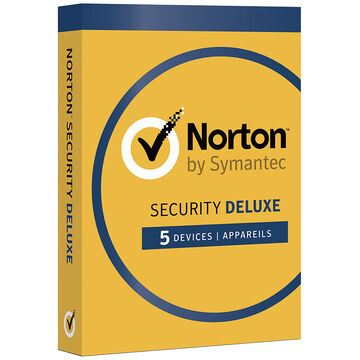 Norton Security Deluxe 3.0 - 5 Devices