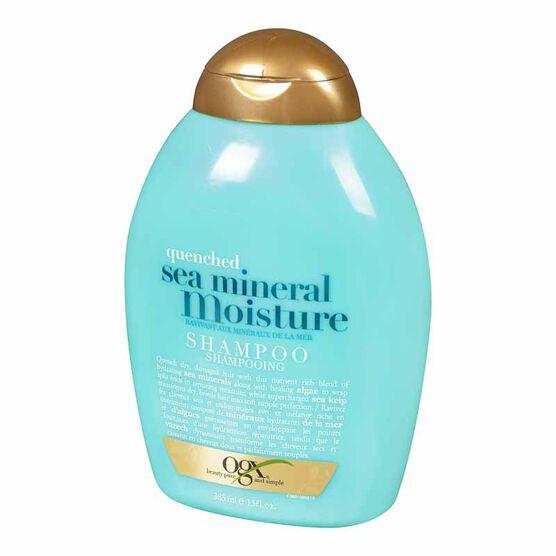 OGX Sea Mineral Moisture Shampoo- 385ml
